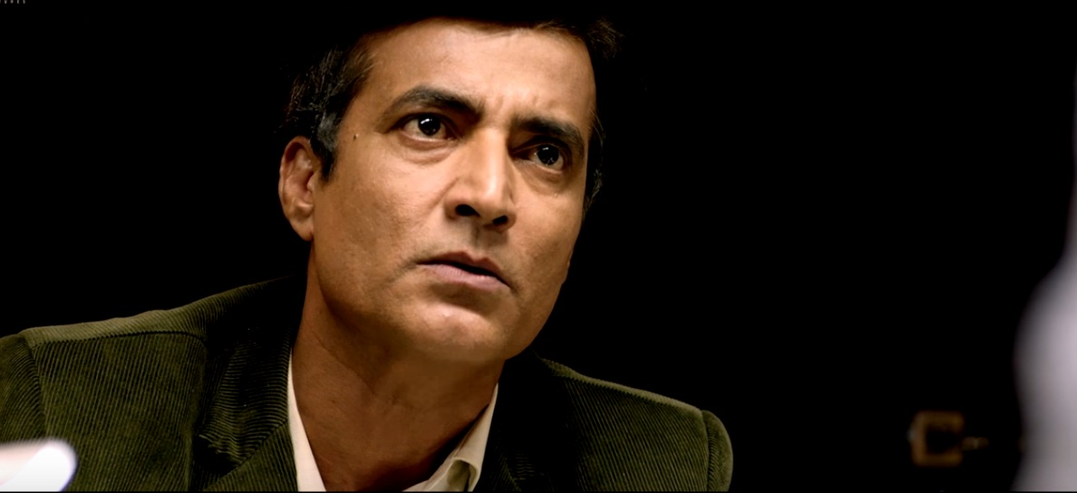 Narendra Jha in Force 2